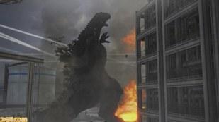 Godzilla PS3 - Gameplay (2)