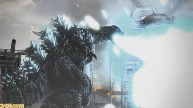 Godzilla PS3 - Gameplay (5)