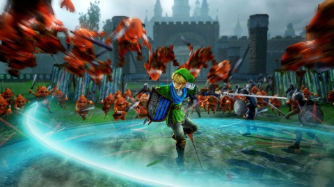 Hyrule Warriors - Gameplay (1)