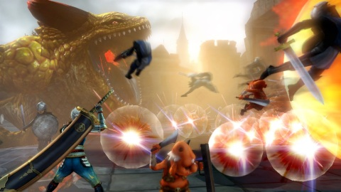 Hyrule Warriors - Gameplay (3)