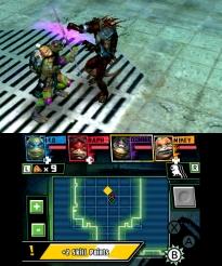 Teenage Mutant Ninja Turtles 3DS - Gameplay (1)