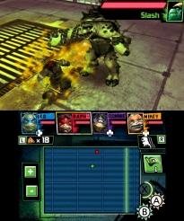 Teenage Mutant Ninja Turtles 3DS - Gameplay (3)