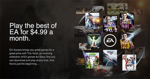 EA Access - Juegos