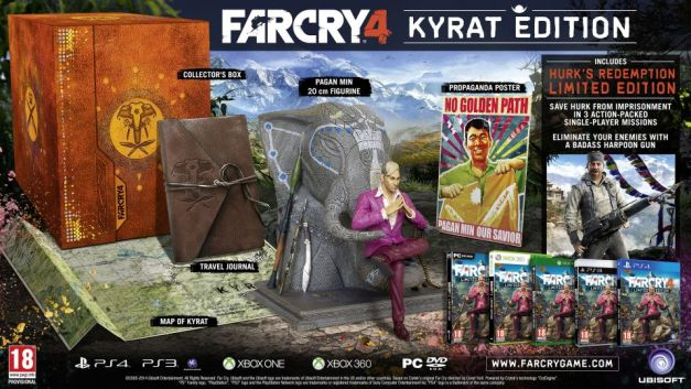 Far Cry 4 - Kyrat Edition