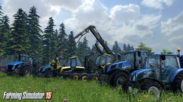 Farming Simulator15 - 01