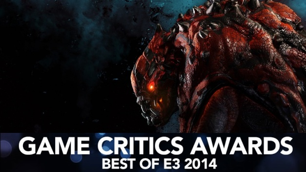 Game Critics Awards 2014 - Evolve