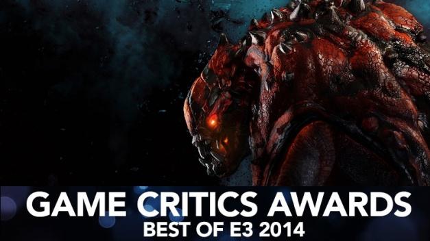 Game Critics Awards 2014 - Evolve