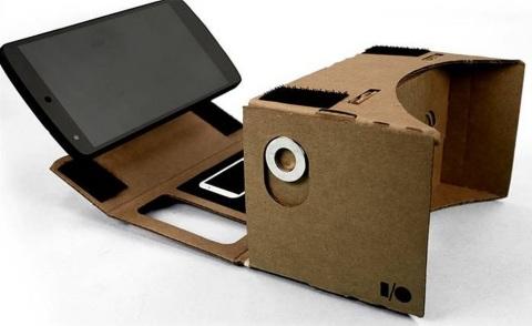Google's Cardboard project