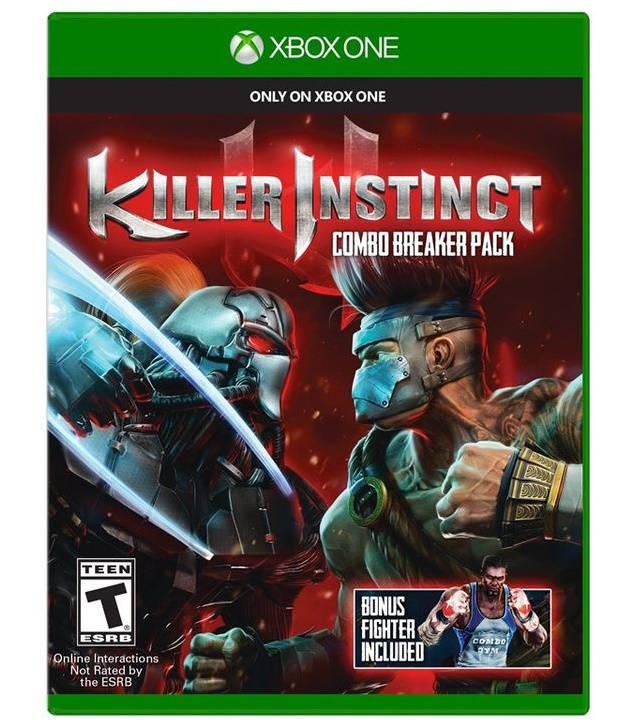 Killer Instinct Combo Breaker Pack