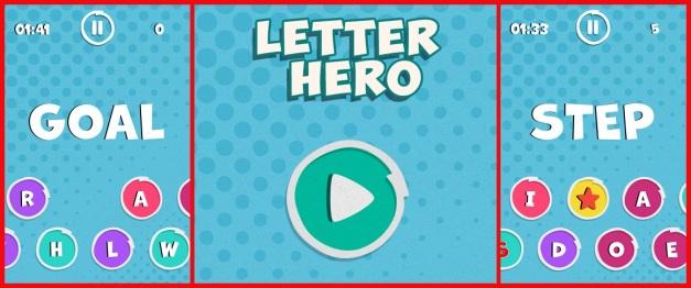 LetterHero - Logo
