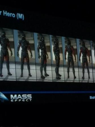 Nuevo Mass Effect 2014 - Your Hero (M)