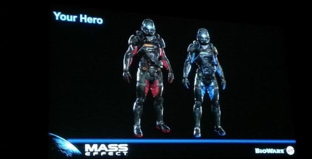Nuevo Mass Effect 2014 - Your Hero (M&F)