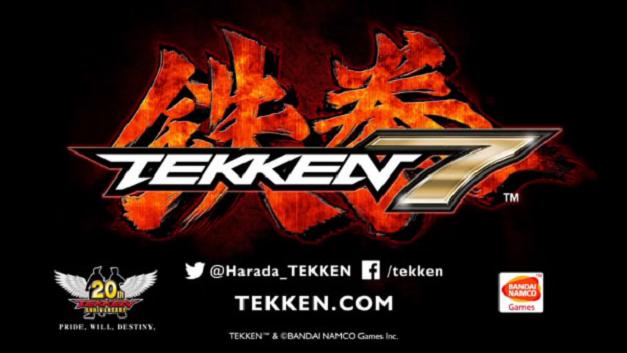 Tekken 7 - Logo