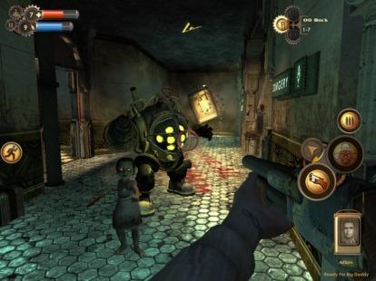 BioShock (iOS) - Gameplay (1)