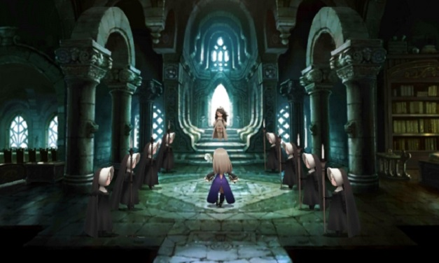 Bravely Second - Gameplay