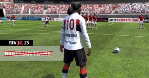 FIFA 14 - Equipos brasileños