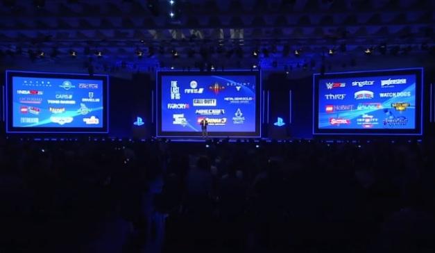 Gamescom 2014 - Sony