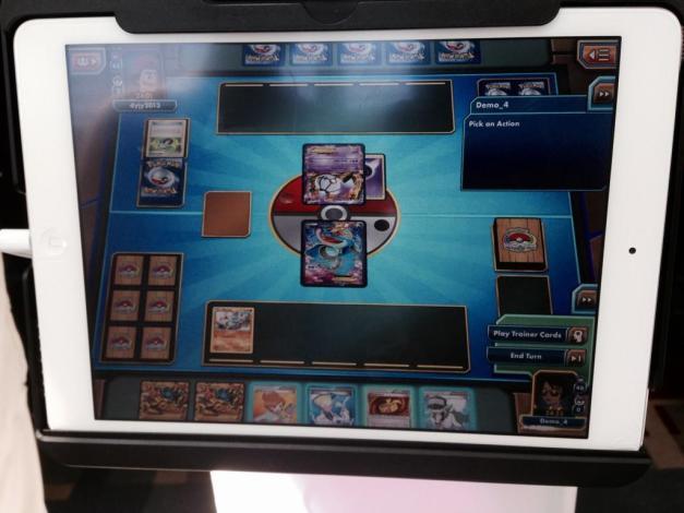 Pokémon Trading Card Game Online - iPad