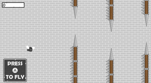 Spikey Walls (Wii U)