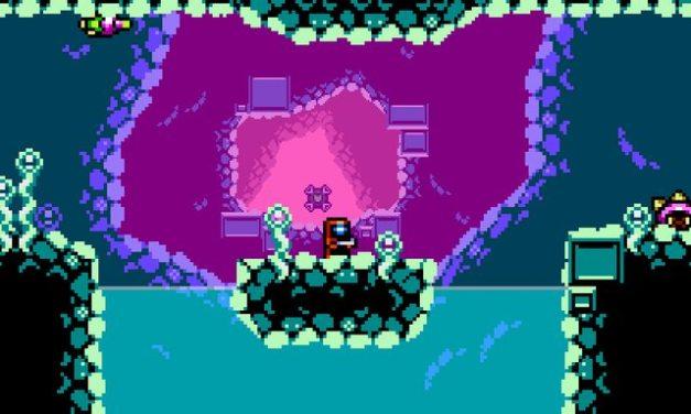 Xeodrifter (3DS) - Gameplay