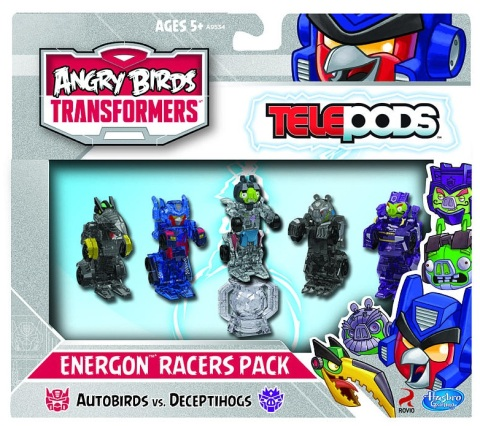 Angry Birds Transformers - Telepods
