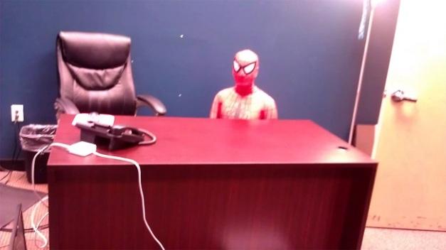 Cosplay Spider Man Meme