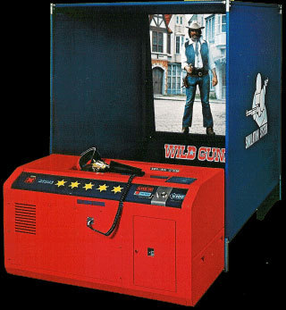 Nintendo - Wild Gunman (Arcade)