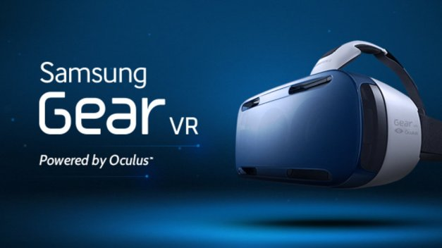 Samsung Gear VR - Powered by Oculus Rift