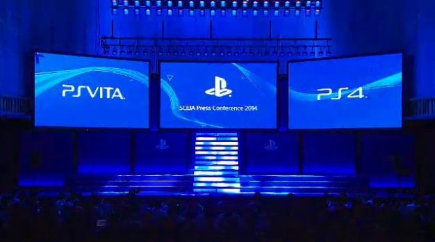 Tokyo Game Show 2014 - Pre conferencia Sony