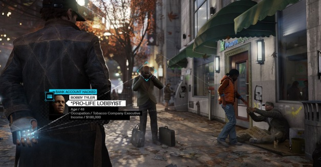 Watch Dogs - Hackeo