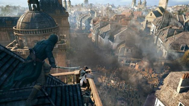 Assassin's Creed Unity - Screenshot