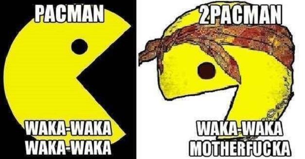 Diferencia entre Pac-Man y 2Pac-Man
