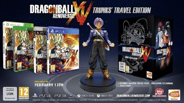 Dragon Ball Xenoverse - Edicion coleccionista