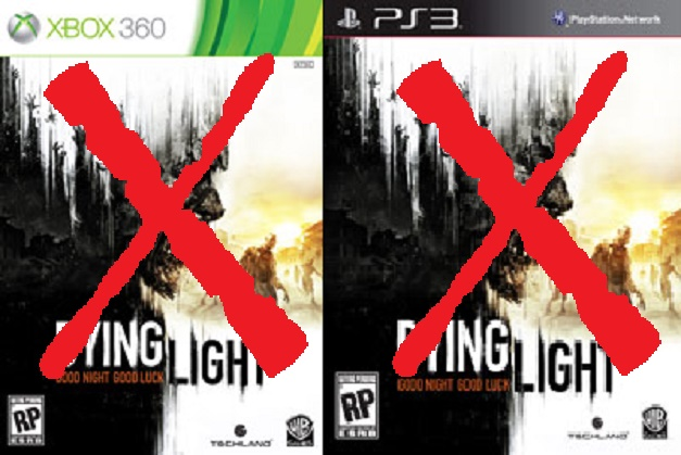 Dying Light - Cancelado PS3 & Xbox 360