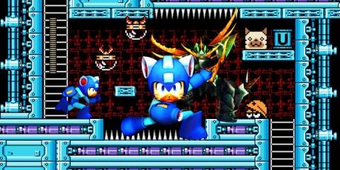 Monster Hunter 4 Ultimate - Palico Mega Man Guild Card