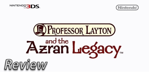 Professor Layton and the Azran Legacy - Reseña