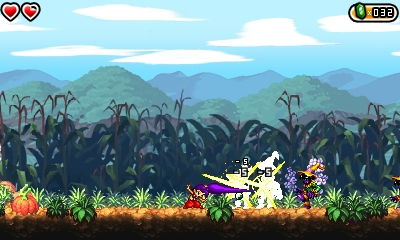 Shantae and the Pirate's Curse 3DS - Gameplay (1)