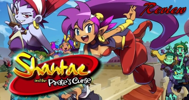 Shantae and the Pirate's Curse - Reseña
