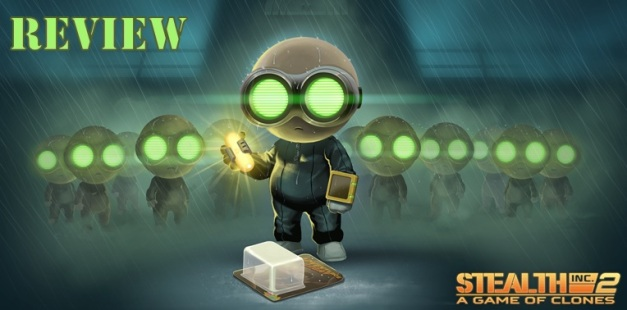 Stealth Inc 2 A Game of Clones - Reseña