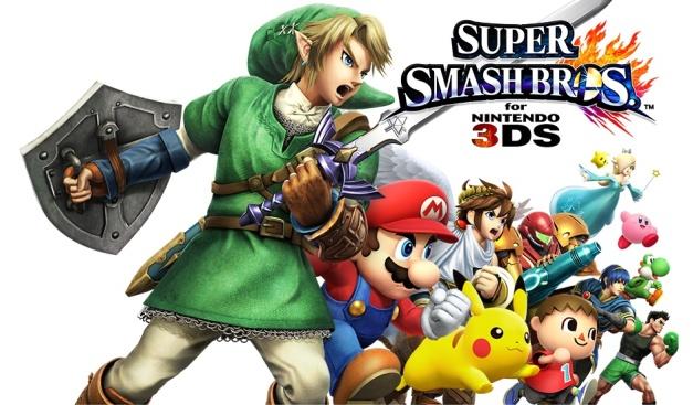 Super Smash Bros. for 3DS - Logo