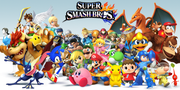 Super Smash Bros for Wii U - Personajes