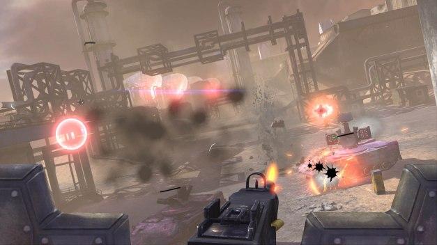 Time Crisis 5 - Gameplay