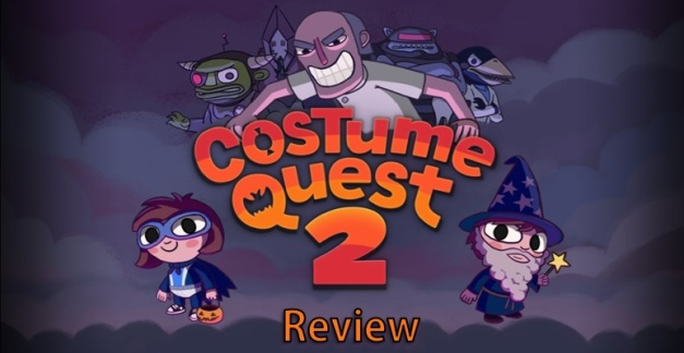 Costume Quest 2 - Reseña