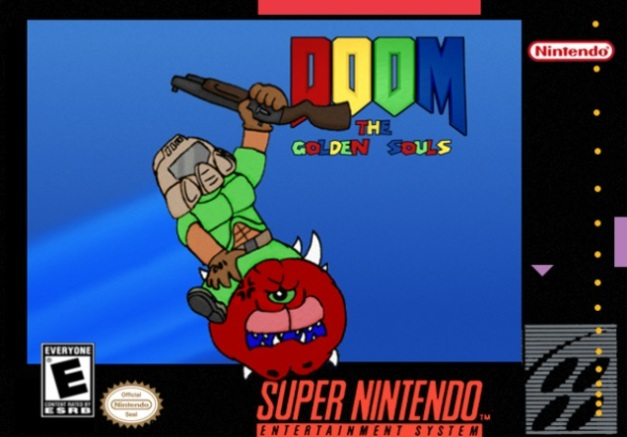 Doom The Golden Souls