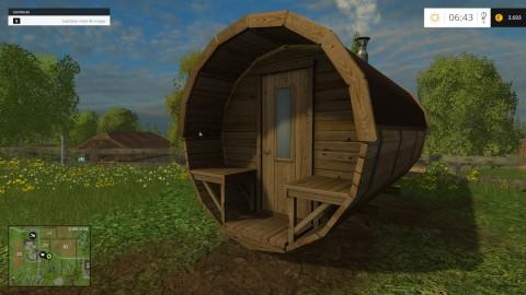 Farm Simulator 15 - Edificios