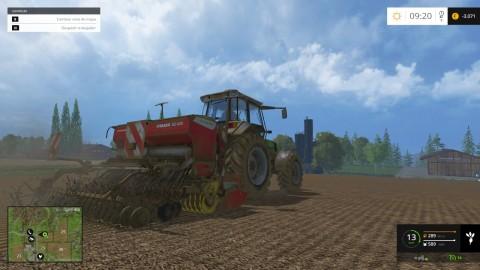 Farm Simulator 15 - Trabajadores