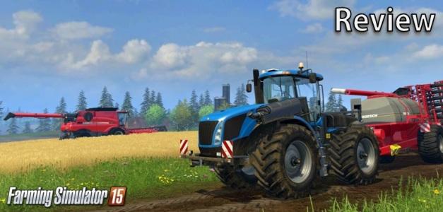 Farming Simulator 15 - Reseña