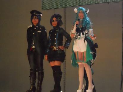GAMACOM 2014 - Pasarela y Show Cosplay (1)