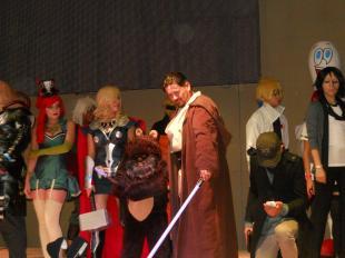 GAMACOM 2014 - Pasarela y Show Cosplay (21)