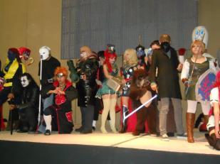 GAMACOM 2014 - Pasarela y Show Cosplay (22)
